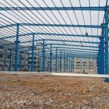 Estructura prefabricada de grandes edificios de metal