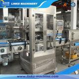 Máquina de etiquetado automática del encogimiento del PVC de la estructura de Compuct