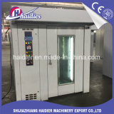 Four rotatoire diesel/électrique de gaz de traitement au four de pain de crémaillère pour des machines de nourriture