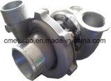 Borde de la V-Abrazadera de la rueda del billete de Turbo Gt2873 del rodamiento de bolitas de los Cme