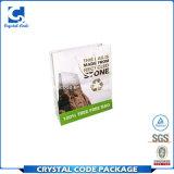 生物分解性の防水カスタムロゴの石の紙袋