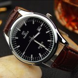 H310 hombres de negocios al por mayor reloj de pulsera reloj de cuarzo resistente al agua para los hombres