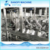 Agua automática del barril del animal doméstico máquina de rellenar de 5 galones/planta/equipo
