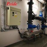 二次給水のための紫外水滅菌装置