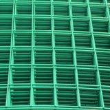 Rodillo soldado alta calidad del acoplamiento de alambre del hierro para la jaula de pájaro