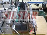 De dubbele Plastic Handschoen die van Lijnen Machine maakt