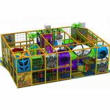 多彩な運動場装置の子供のゲームのための屋内柔らかい遊び場