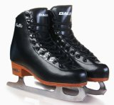 Chaussures à grande vitesse de patin de glace pour l'adulte