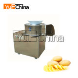 De automatische Spaanders die van de Frieten van de Aardappel van de Hoge Efficiency Machine op smaak brengen