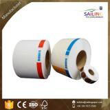 La preuve de l'eau imprimé OEM Étiquette papier rouleau thermique directe