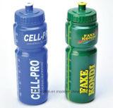 Пластмасса пригодности гимнастики резвится бутылка воды