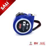 Sali de alta calidad profesional de marca de herramientas de medida de cintas de medición de ABS