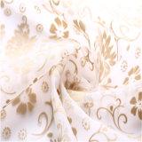 Organza Flocking ткань, свадебные Ткани, одежда ткани