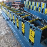 Carril de guía de la dimensión de una variable de la persiana enrrollable Door/U que hace el rodillo que forma la máquina