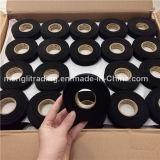Polyester-Vlies-schwarzes einwickelnband des Seiten-China-Lieferanten-15m*19mm für Automobil