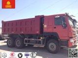 Sinotruk HOWO 6X4 Rhd/LHD 덤프 트럭 팁 주는 사람 트럭
