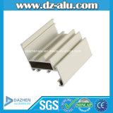 Perfil de aluminio de la protuberancia para las puertas de aluminio y Windows en el mercado de Etiopía