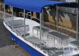 Liya 19pés Panga Fabricantes de barcos de fibra de vidro