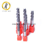 4 Flöte-Radius-schwere Ausschnitt CNC-Enden-Tausendstel