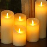 2017 Ausgangsdekoration von flammenlosem der LED-Kerze