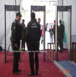Walk-Thru Puerta de seguridad Detector de metales con alarmante para las armas SA-IIIA