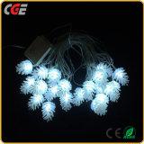 Preço da luz da decoração do Natal da iluminação do diodo emissor de luz baixo