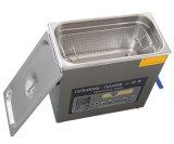 Líquido de limpeza 6L ultra-sônico industrial ajustável da potência de Tsx-180ss