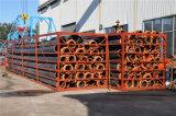 600 de Diámetro tubo de drenaje de HDPE SDR11