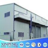 Helles Stahlkonstruktion-geprüftes Lager und Werkstatt von China