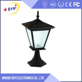 Solar jardín lámpara LED, lámpara de jardín