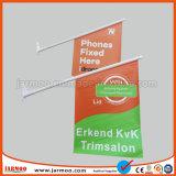 La publicidad personalizada bandera en la pared de PVC
