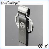 Minimetall-USB-greller Stock mit Schlüsselring (XH-USB-152)