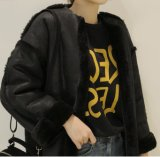 OEM-толстый слой повседневная одежда Двусторонняя куртка вниз