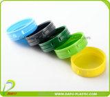 プラスチック製品ペット引き裂く帽子が付いているプラスチック薬瓶