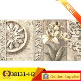 Nuova mattonelle di ceramica della parete lustrate della stanza da bagno di sguardo cucina di marmo (38131)