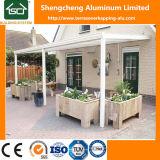 Fácil instalación del techo de la Pérgola de aluminio