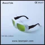 800 - 1100nm O. D 5+ y 1060 - 1070nm O. D7+ Gafas Protectoras de Laserpair