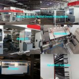 기계를 인쇄하는 Qhsy-a 시리즈 전자 선 샤프트 PVC 윤전 그라비어