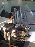 Dom Caixa rígida caixa automática máquina de fazer capa dura (SL-550)
