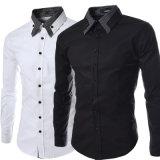 رجال قميص طويلة كم رجال قميص عربيّة نحيلة نوبة ذكر قميص