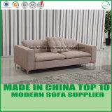 Кровать софы мебели способа модульная итальянская кожаный