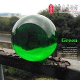 Dsjugglingの緑のアクリルの接触の魔法のごまかす球(選り抜きのための50-200mm)