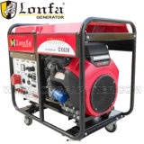 10kw Electric Start Gx620 Honda Engine Double Cylinder Generator Gasolines