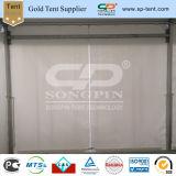 tente en aluminium de mémoire de bâti de PVC de 4X12m