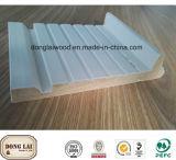 Soffitto d'angolo intagliato unità di elaborazione della fabbrica della Cina che modella per gli stipiti di portello