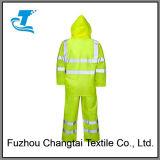 Hi Viz водоустойчивый комплект Rainsuit безопасности