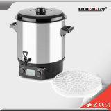 Neuer 27L Digitalsteuerungs-Edelstahl-automatischer elektrischer konservierenkocher