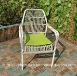 Сплетенный PE стул ротанга напольный