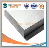 Matières premières plaques de carbure de tungstène solide