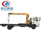판매를 위한 Faw 4X2 5ton 기중기 기중기 트럭